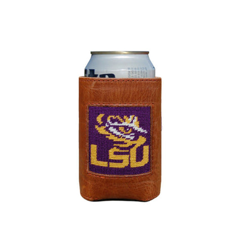 Smathers & Branson ACCESSORIES - KOOZIES - COLLEGIATE Smathers & Branson, LSU Can Cooler