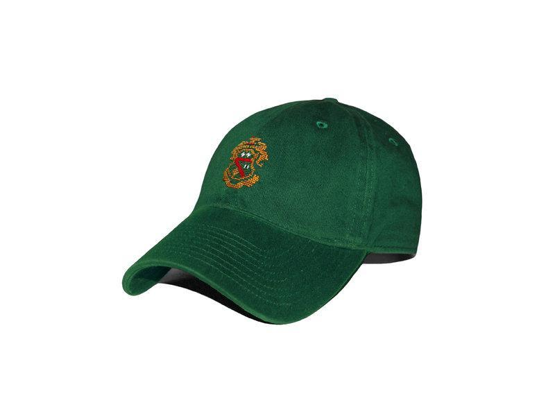 Smathers & Branson ACCESSORIES - HATS - GREEK Smathers & Branson, Phi Kappa Psi Needlepoint Hat