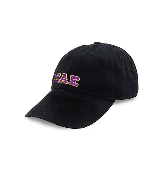 Smathers & Branson ACCESSORIES - HATS - GREEK Smathers & Branson, Sigma Alpha Epsilon Needlepoint Hat