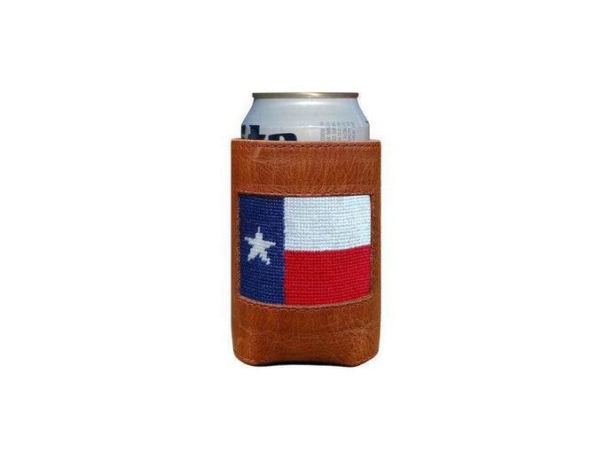 Smathers & Branson ACCESSORIES - KOOZIES - SCENE Smathers & Branson, Texas Flag Can Cooler