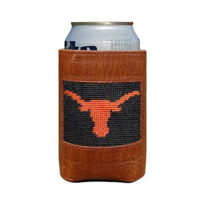 Smathers & Branson ACCESSORIES - KOOZIES - COLLEGIATE Smathers & Branson, University of Texas Can Cooler, Black