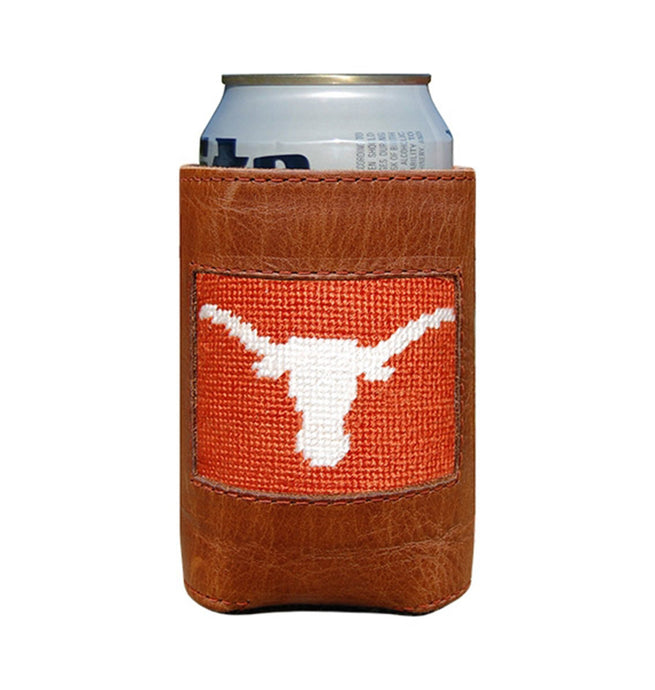 Smathers & Branson ACCESSORIES - KOOZIES - COLLEGIATE Smathers & Branson, University of Texas Can Cooler, Burnt Orange