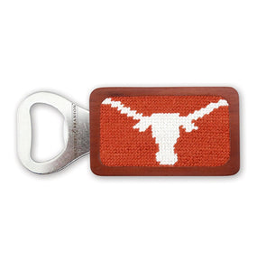 Smathers & Branson HOME - DRINKWARE - TOOLS Smathers & Branson, University of Texas Needlepoint Bottle Opener