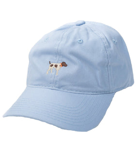 Southern Point Co ACCESSORIES - HATS - BASEBALL Southern Point, SPC Twill Hat, Baby Blue