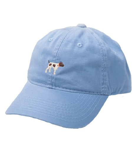 Southern Point Co ACCESSORIES - HATS - BASEBALL Southern Point, SPC Twill Hat, Steel