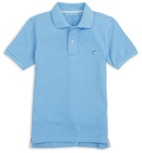 Southern Tide KIDS - BOYS - POLOS Southern Tide, Youth Skipjack Polo, Ocean Channel