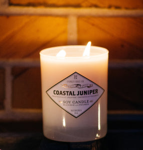Sydney Hale Co HOME - CANDLES Sydney Hale Co, Coastal Juniper Candle