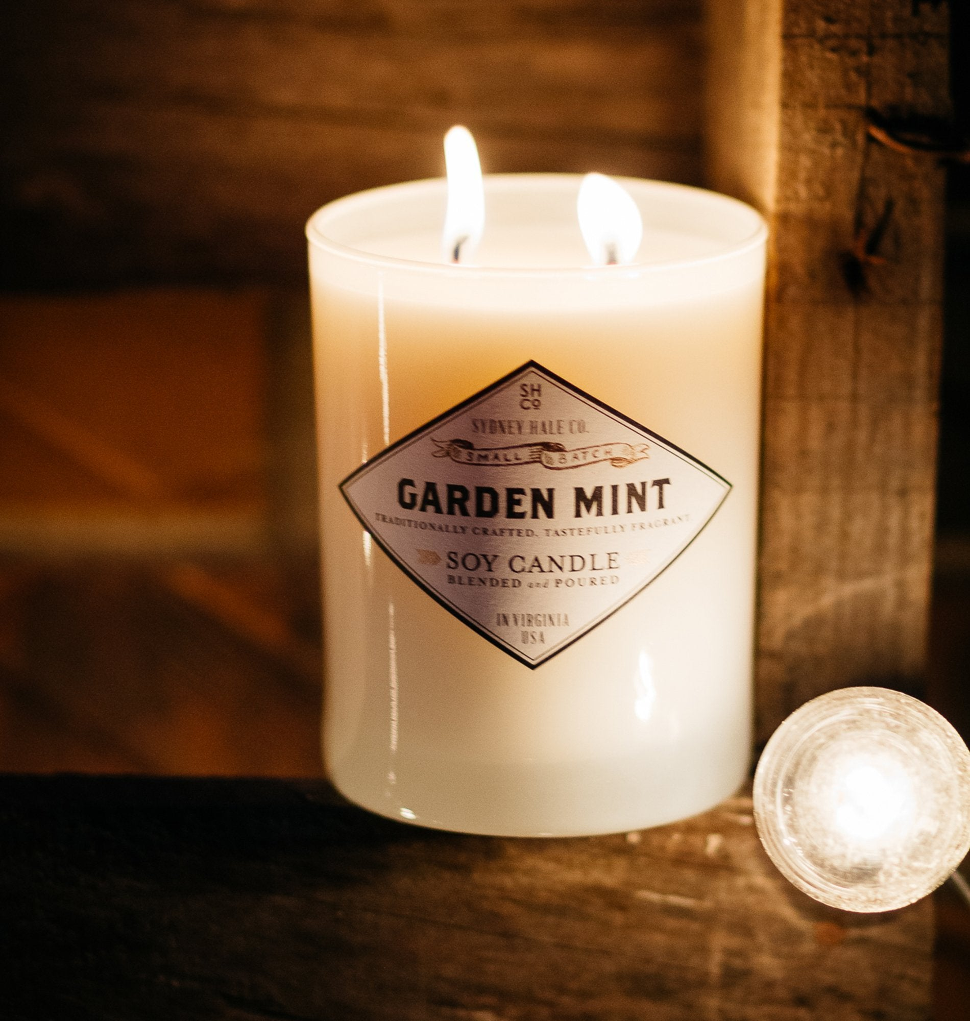 Sydney Hale Co, Garden Mint Candle |$30.00 | Miller\'s Point- From ...