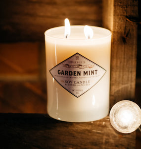 Sydney Hale Co HOME - CANDLES Sydney Hale Co, Garden Mint Candle