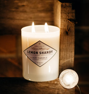 Sydney Hale Co HOME - CANDLES Sydney Hale Co, Lemon Shandy Candle