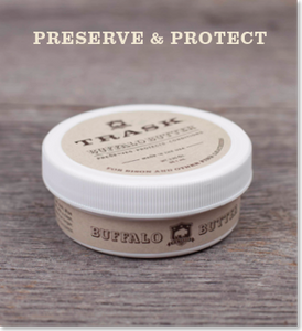 Trask FOOTWEAR - CARE PRODUCTS Trask, Buffalo Butter