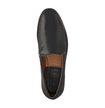 Load image into Gallery viewer, Trask FOOTWEAR - LOAFERS Trask, Seth, Black Sheepskin