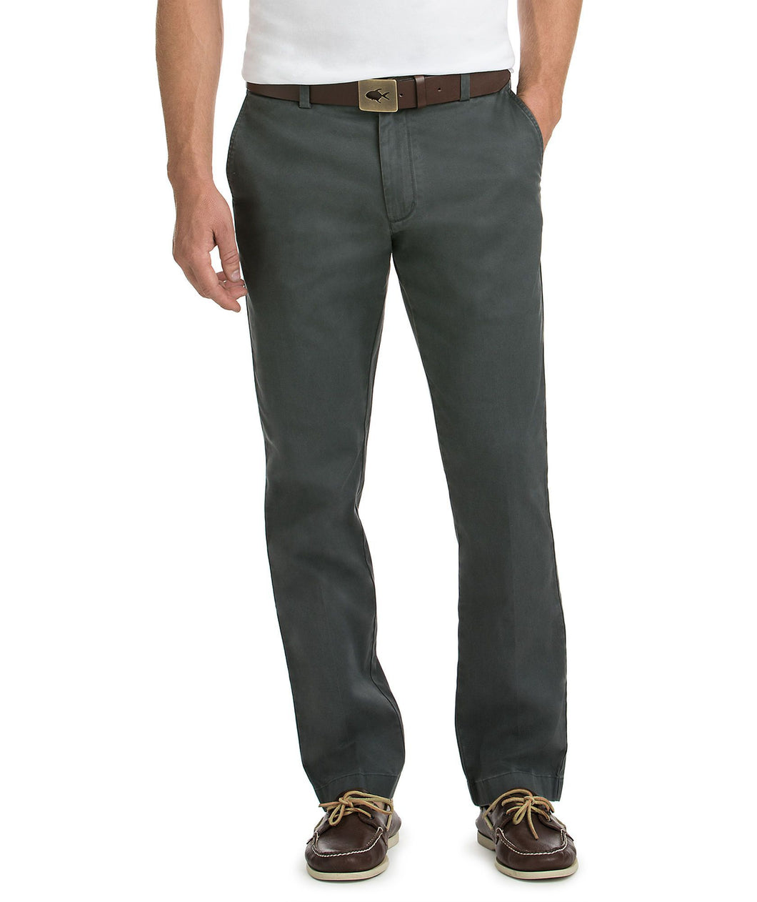Vineyard Vines MEN - PANTS - DRESS PANTS Vineyard Vines, Stretch Breaker Pants, Nocturne