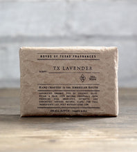 Load image into Gallery viewer, Boyd's of Texas Fragrances ACCESSORIES - GROOMING - SHOWER White / 4.8 oz Boyd's of Texas Fragrances, TX Lavender - Natural Bar Soap