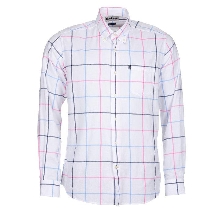 Barbour, Max Tailored Shirt, Pink