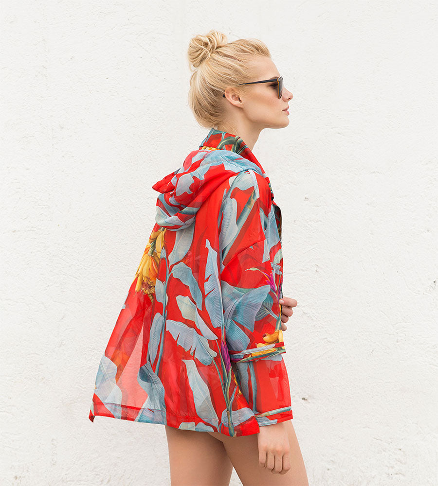 TROPICAL BREEZE WINDBREAKER TOUCHE 0A23091