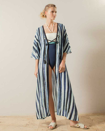 SEA BREEZE LONG COVER UP TOUCHE 0A39082