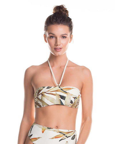 PALM SUNDAY BANDEAU BIKINI TOP TOUCHE 0B47083