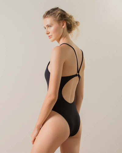 EBONY NIGHTS CLASSIC ONE PIECE TOUCHE 0E43082
