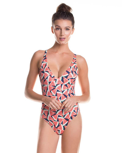 JUICY MELONS CLASSIC ONE PIECE TOUCHE 0E84083