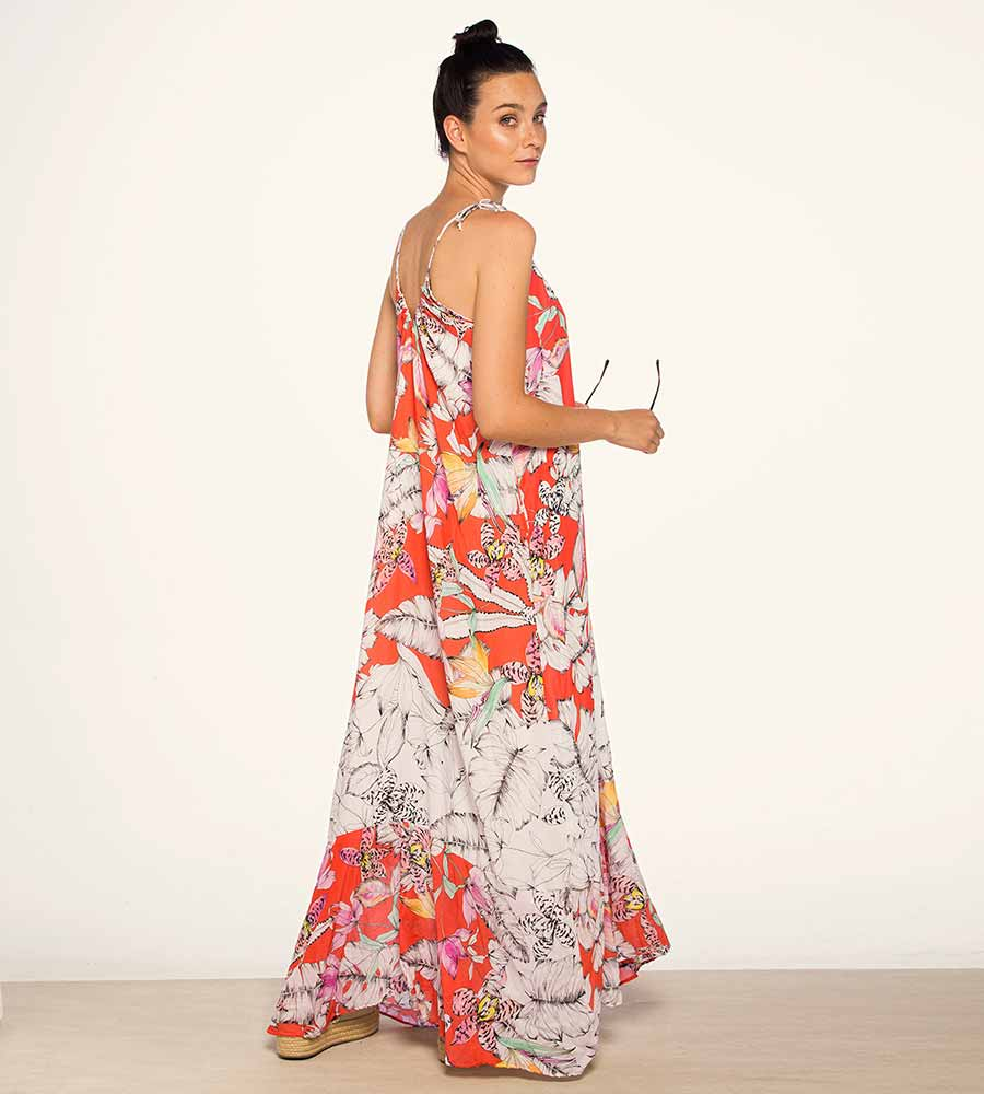 TIGER LILY MAXI DRESS BY TOUCHE