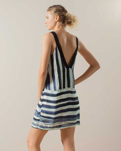 SEA BREEZE SHORT DRESS TOUCHE 0F45082