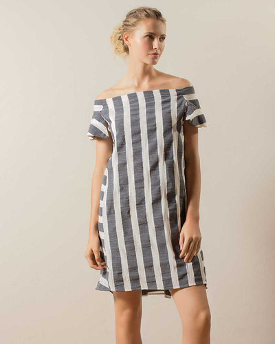 SAILOR SHORT DRESS TOUCHE 0F59082