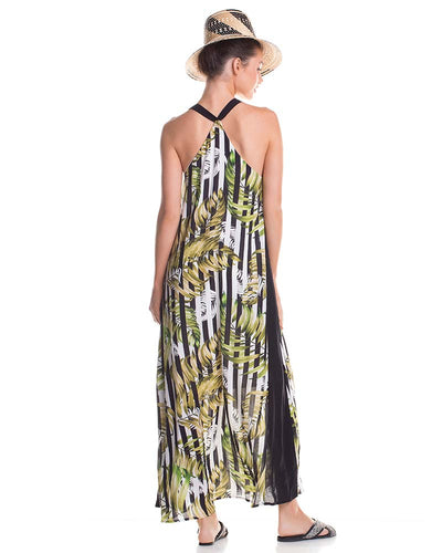 BREEZY PALMS MAXI DRESS TOUCHE 0F72083