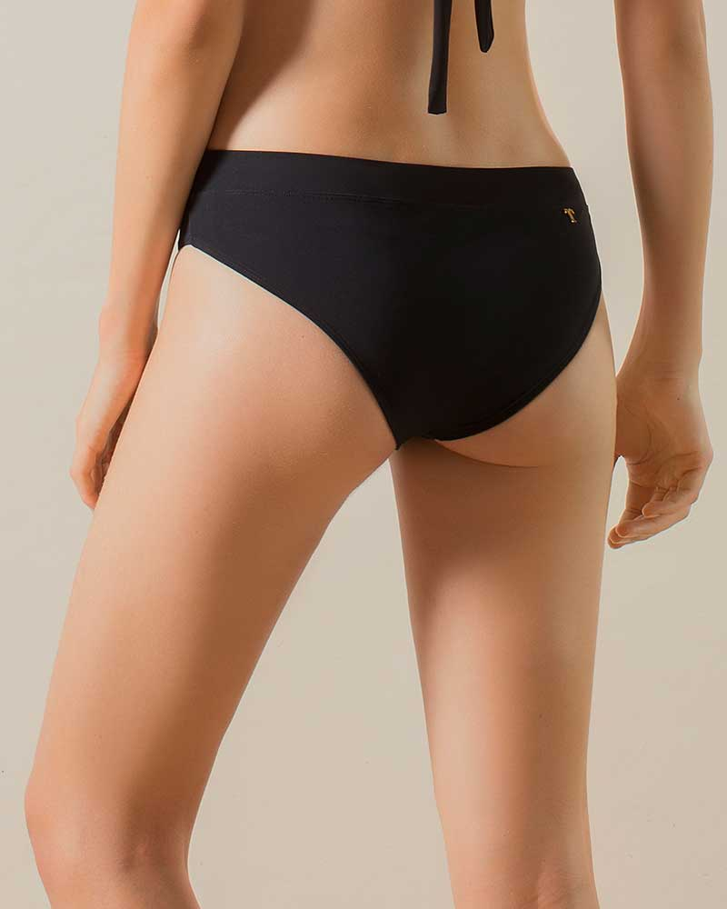 EBONY NIGHTS HIPSTER BOTTOM TOUCHE 0P43082