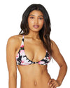 BLACK LOTUS MALIBU TOP FRANKIES BIKINIS 10113-BLLP