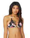 BLACK LOTUS SIENNA TOP FRANKIES BIKINIS 10114-BLLP
