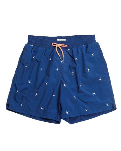 SAILOR JERRY EMBROIDERY SHORT MAAJI 1038TSL01