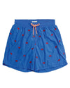AKAW CRAB EMBROIDERY SHORT MAAJI 1039TSL01