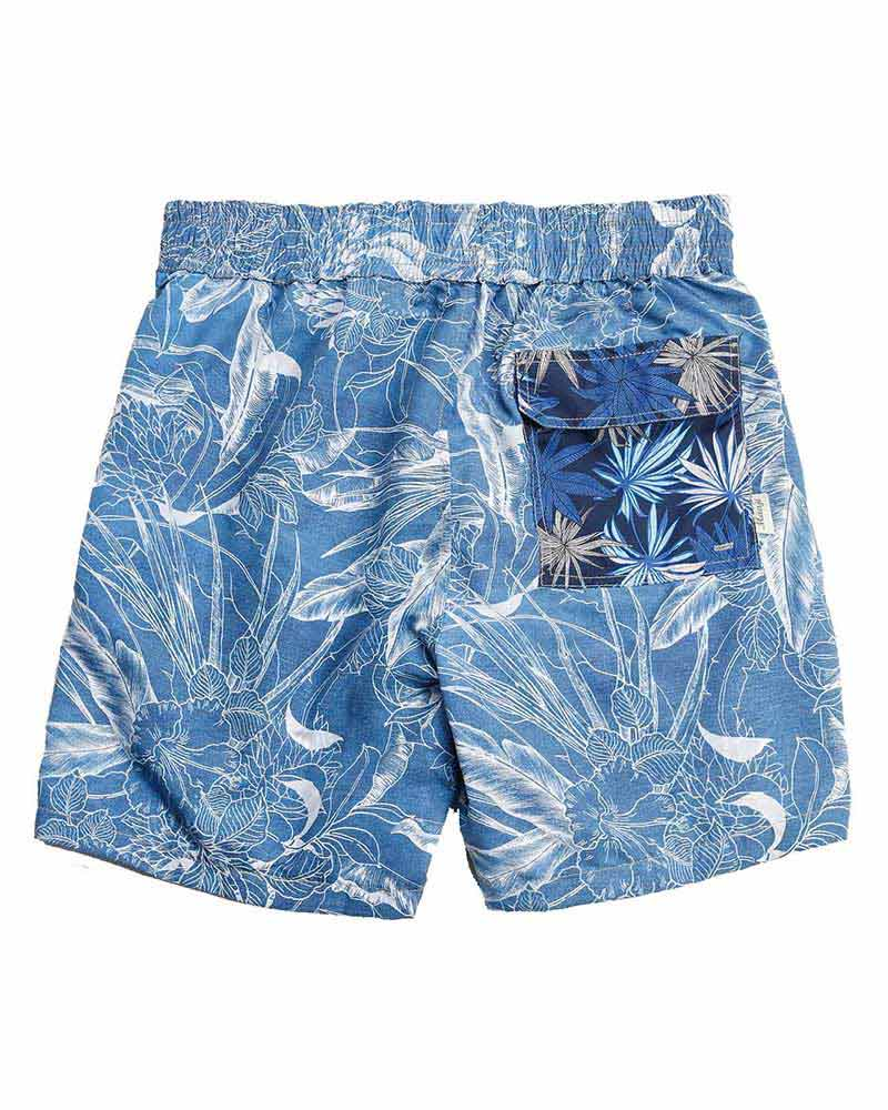 CORDUROY SEA REVERSIBLE SHORT BY MAAJI