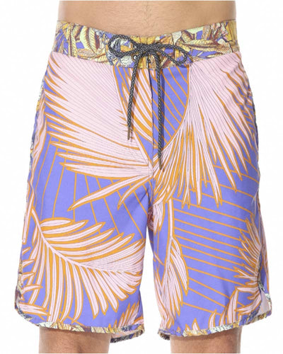 SANDED MULTICOLOR SURF SHORT MAAJI 1046TSF03
