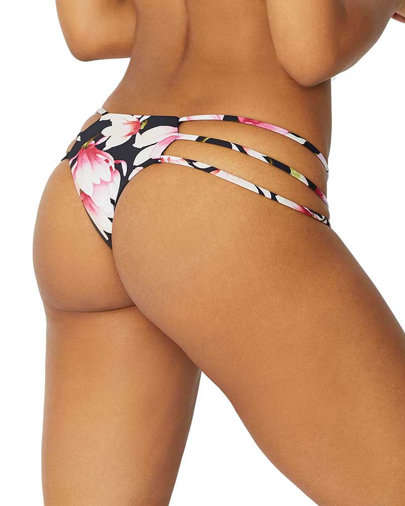 BLACK LOTUS SIENNA BOTTOM BY FRANKIES BIKINIS