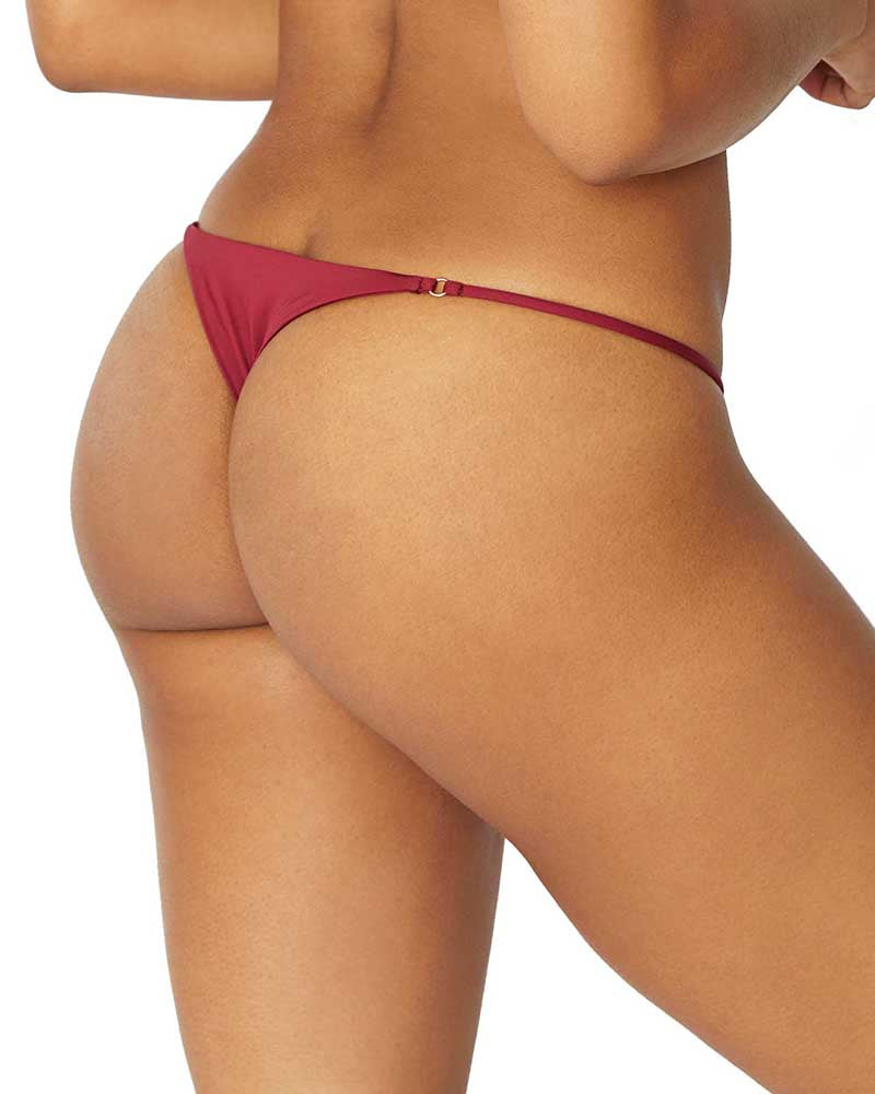 MERLOT JOY BOTTOM FRANKIES BIKINIS 11118-MER