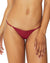MERLOT JOY BOTTOM BY FRANKIES BIKINIS