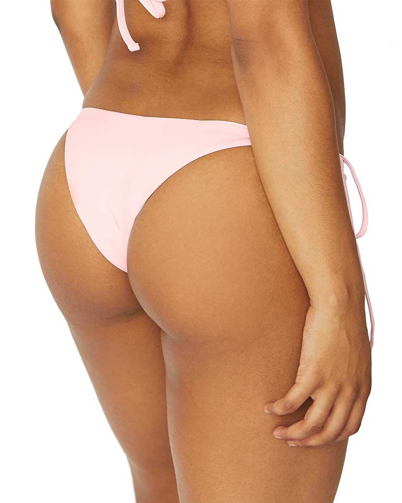 ROSE WATER BRIE BOTTOM BY FRANKIES BIKINIS