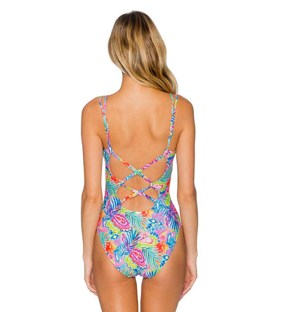 SIESTA KEY VERONICA ONE PIECE SUNSETS 112SIKY