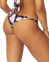 BLACK LOTUS MALIBU BOTTOM FRANKIES BIKINIS 11305-BLLP