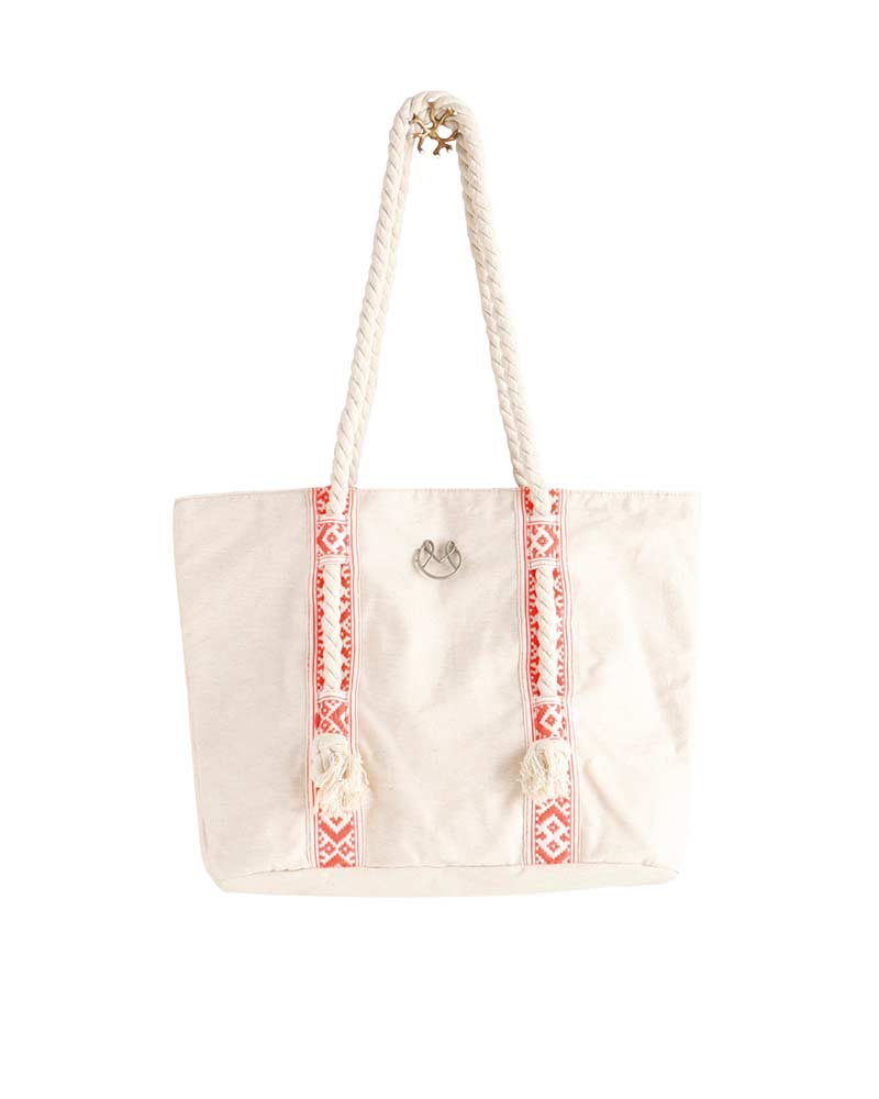CORAL TREASURES BEACH BAG MAAJI 1270XTE01