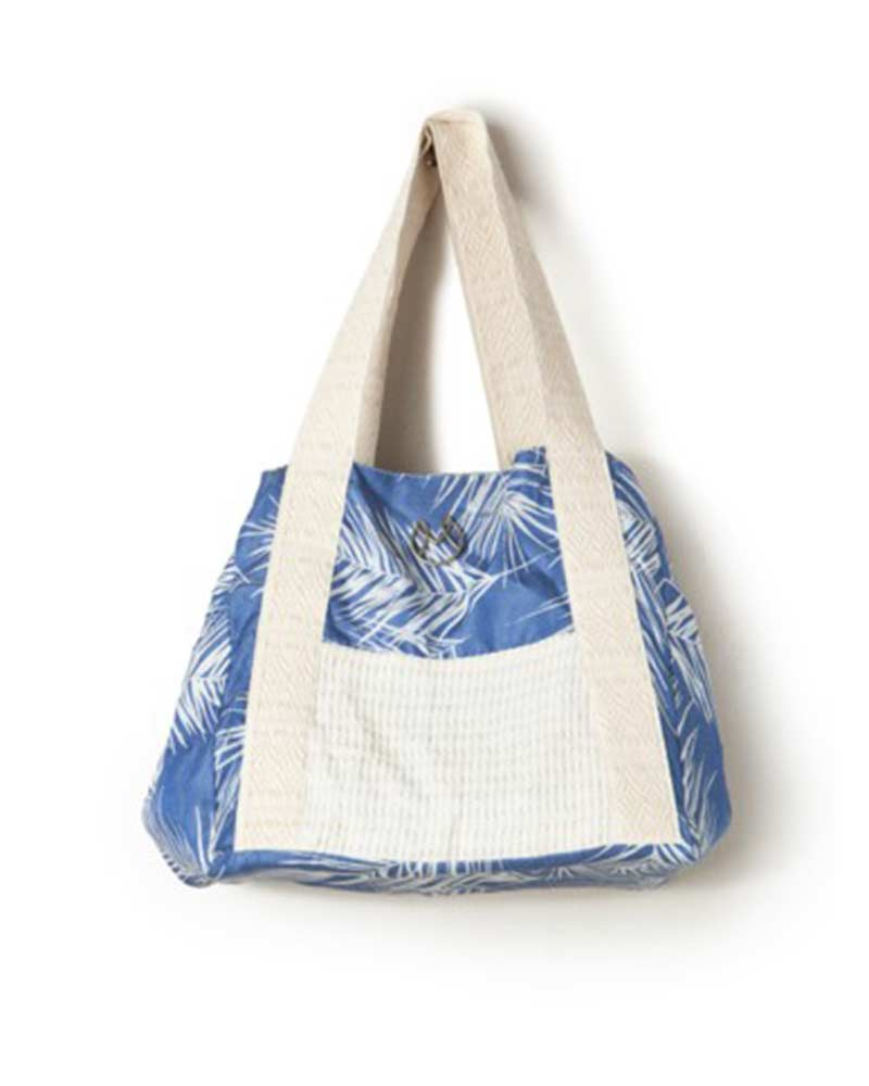 TROPICAL BEACH BAG MAAJI 1291XTE01