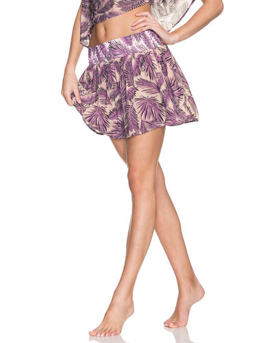 EXOTIC VOYAGE SHORT SKIRT MAAJI 1469CKS04