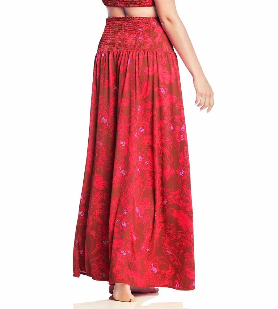 UNEXPECTED LONG SKIRT MAAJI 1509CKL02