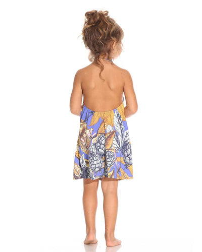 OCEAN CALL GIRLS DRESS MAAJI 1690KKC02