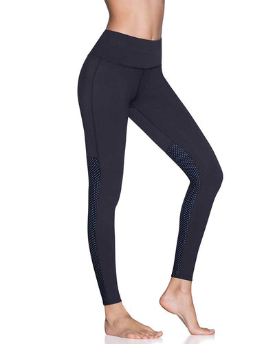 SCOPE BLACK EMANA MID RISE 7/8 LEGGING MAAJI 1833ALM01