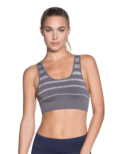 SPHINX PEBBLE SEAMLESS MEDIUM IMPACT SPORTS BRA MAAJI 1836ASB03