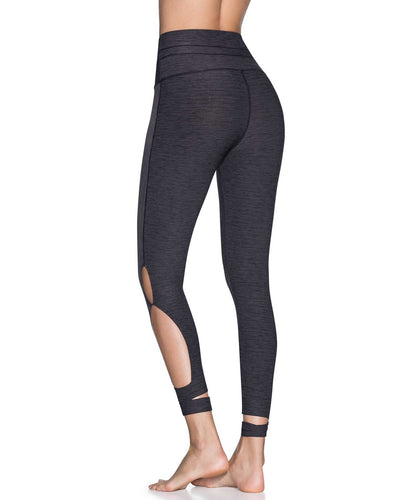 PULSE SPACE DYE PEBBLE HIGH RISE 7/8 LEGGING MAAJI 1837ALM01