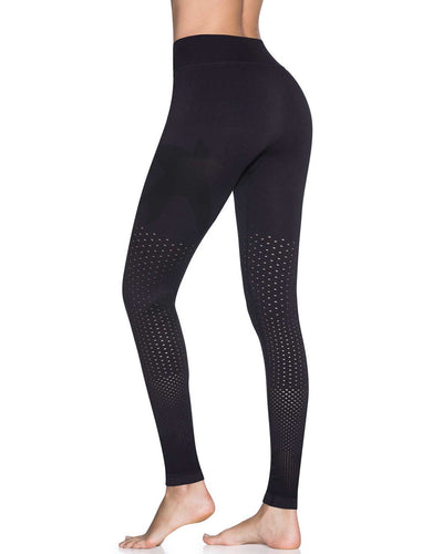 PALOMA BLACK SEAMLESS HIGH RISE FULL LEGGING MAAJI 1839ALL01